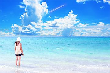 沖縄 本部 ホワイトビーチ